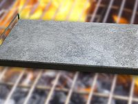 barbecue stone